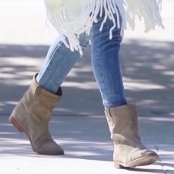 Sole Society Natasha Flat Bootie Boot